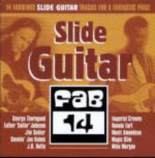 Slide Guitar - CD Audio