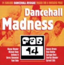 Dancehall Madness - CD Audio