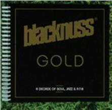 Gold - CD Audio di Blacknuss