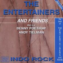 Best of and Friends - CD Audio di Entertainers