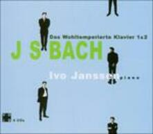 Das Wohltemperierte Klavi - CD Audio di Johann Sebastian Bach