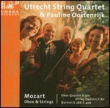 Oboe and Strings - CD Audio di Wolfgang Amadeus Mozart