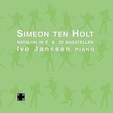 Natali in E / 20 Bagatelle (Trascrizioni per pianoforte solo) - CD Audio di Klaas Ten Holt,Ivo Janssen
