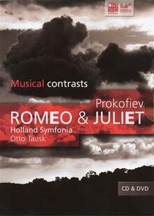 Romeo & Juliet - CD Audio + DVD di Sergej Sergeevic Prokofiev