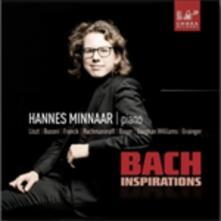 Bach Inspirations - CD Audio di Johann Sebastian Bach