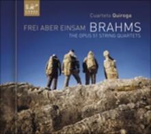 Quartetti per Archi op.51 - CD Audio di Johannes Brahms