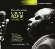Blues Backstage - CD Audio di Count Basie