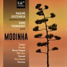 Modinha - CD Audio di Enno Voorhorst,Pauline Oostenrijk