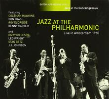 Live in Amsterdam 1960 - CD Audio di Jazz at the Philharmonic