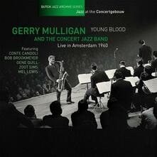 Young Blood - CD Audio di Gerry Mulligan