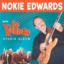 Studio Album - CD Audio di Nokie Edwards