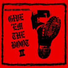 Give 'em the boot II - CD Audio
