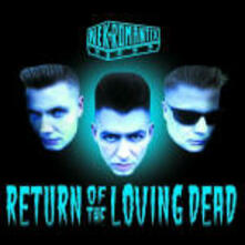 Return of the Loving Dead - CD Audio di Nekromantix