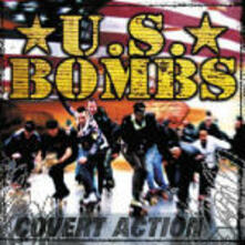 Covert Action - CD Audio di US Bombs