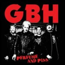 Perfume and Piss - CD Audio di GBH