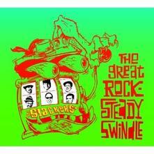 The Great Rocksteady Swindle - CD Audio di Slackers