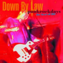 Punkrockdays: The Best of - CD Audio di Down by Law