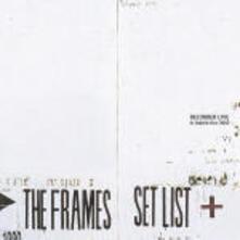 Set List - CD Audio di Frames