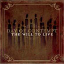 The Will to Live (Mini cd) - CD Audio di Day of Contempt
