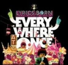 Everywhere at Once - CD Audio di Lyrics Born