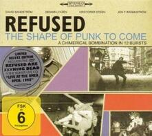 The Shape of the Punk to Come - CD Audio + DVD di Refused
