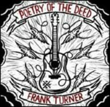 Poetry of the Deed - CD Audio di Frank Turner