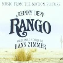 Rango (Colonna Sonora) - CD Audio di Los Lobos,Hans Zimmer