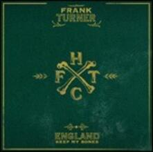 England Keep My Bones - CD Audio di Frank Turner
