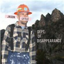 Dept. of Disappearance - CD Audio di Jason Lytle
