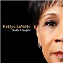 Thankful N' Thoughtful - CD Audio di Bettye LaVette
