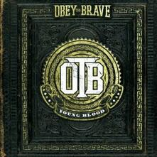 Young Blood - CD Audio di Obey the Brave