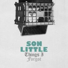 Things I Forgot Ep - CD Audio di Son Little