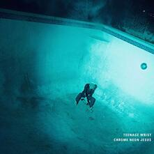 Chrome Neon Jesus (Clear Blue Vinyl) - Vinile LP di Teenage Wrist