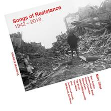 Songs of Resistance - 1942-2018 - CD Audio di Marc Ribot
