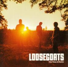 Plains, Plateaus and Mountains - CD Audio di Loosegoats