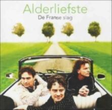Franse Slag - CD Audio di Alderliefste