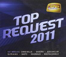 Top Request 2011 - CD Audio