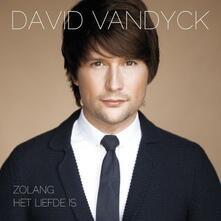 Zolang Het Liefde - CD Audio di David Vandyck