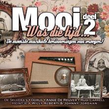 Mooi Was die Tijd Deel 2 - CD Audio