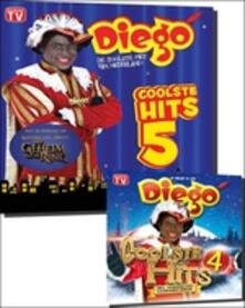 Coolste Hits 4 & 5 - CD Audio di Diego