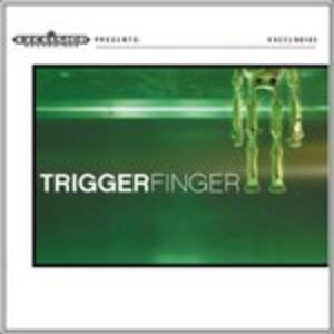 Triggerfinger - Vinile LP + DVD di Triggerfinger