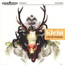 A Devil's Bargain - CD Audio di Klein