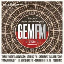 Tension Tonight - CD Audio di GEM
