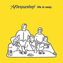 Life Is Easy - CD Audio di Afterpartees