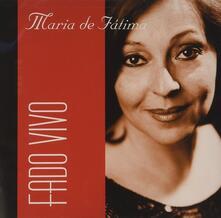 Fado Vivo - CD Audio di Maria de Fatima