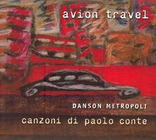 Danson. Canzoni di Paolo - CD Audio di Avion Travel