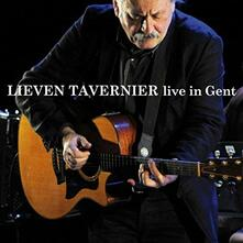 Live in Gent - CD Audio di Lieven Tavernier