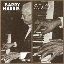 Solo - CD Audio di Barry Harris
