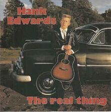 Real Thing - CD Audio di Hank Edwards
