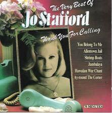 Very Best of - CD Audio di Jo Stafford